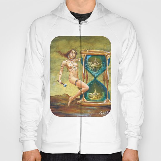 Times a Funny Thing Hoody
