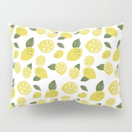 LEMONADE Pillow Sham