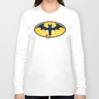 nightwing Long Sleeve T-shirts featuring Nightwing by jekonu