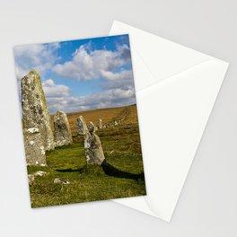 Dartmoor Stone Row Stationery Cards