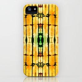 TyeDye 104 iPhone Case