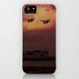 Returning Home iPhone Case