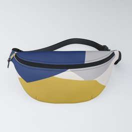 Abstraction_SHAPES_003 Fanny Pack