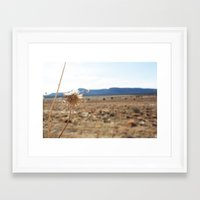 arizona Framed Art Prints featuring Arizona by Kakel-photography