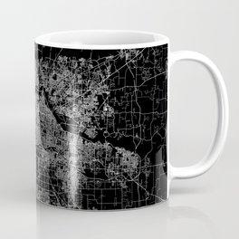 Memphis map Coffee Mug