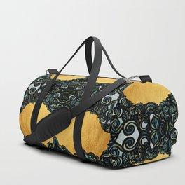 Golden fleece Duffle Bag