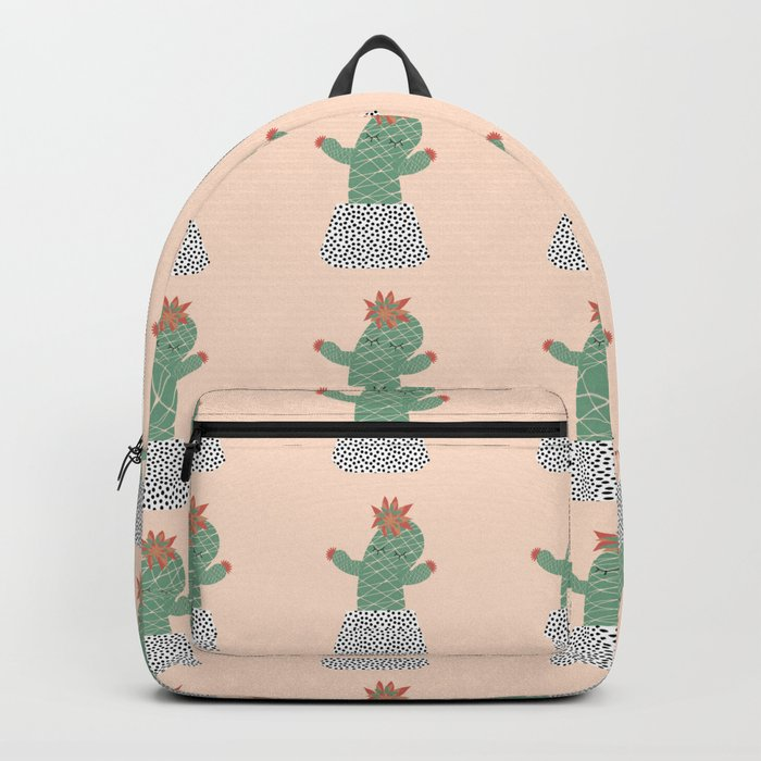 Mrs Succulent Backpack