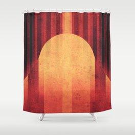 Tethys - Ithaca Chasma Shower Curtain