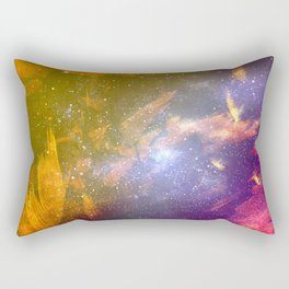 Time Travel Rectangular Pillow