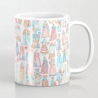 renaissance Mugs featuring Renaissance Fashion by Jacopo Rosati