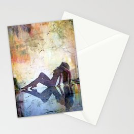 Sunrise Chillout Stationery Cards