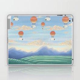 Flying Sheeps Laptop & iPad Skin