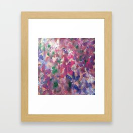 Jaden Rose Framed Art Print