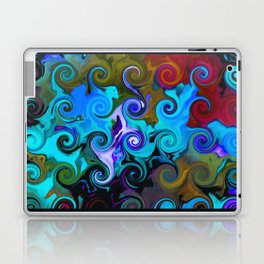 Curlz 3 Laptop & iPad Skin