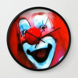 GREASEPAINT Wall Clock