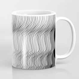 Multiplied Parallel Lines No.: 02. Coffee Mug