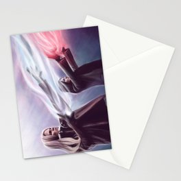 The Savior and the Evil Queen Stationery Cards