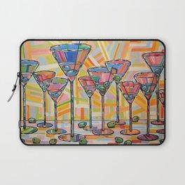 Martini Hour Laptop Sleeve