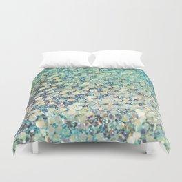 Mermaid Scales Duvet Cover