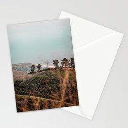 Californian Hillside Stationery Cards