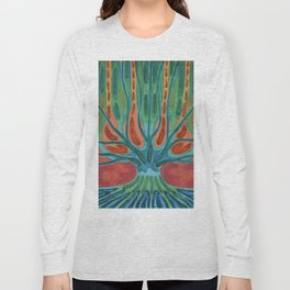 Unfinished Tree Long Sleeve T-shirt