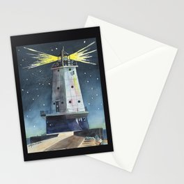 Ludington Light Stationery Cards