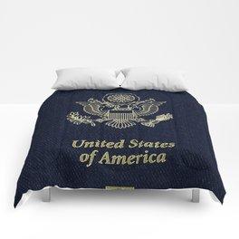 Make America Great Again Comforters