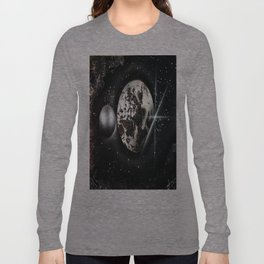 The Other Side of the MOON Long Sleeve T-shirt