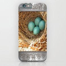 Four American Robin Eggs Slim Case iPhone 6s