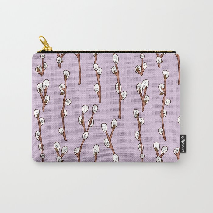 Willow branches Carry-All Pouch