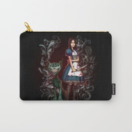 Alice's Madness Carry-All Pouch