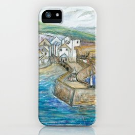 Looking Back St Ives iPhone Case