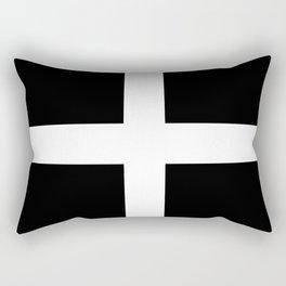 Cornish Flag Rectangular Pillow