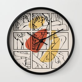 take me Wall Clock
