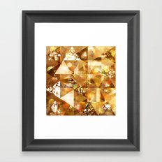 Refractions Framed Art Print