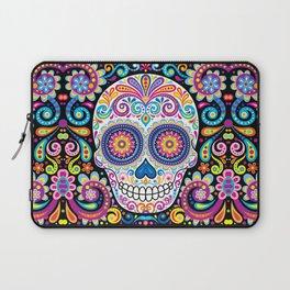 Sugar Skull (Cosmos) Laptop Sleeve