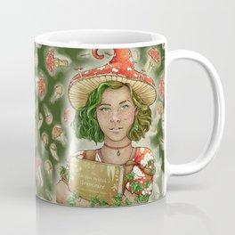 The Mushroom Witch Coffee Mug