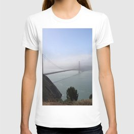 The Golden Gate Bridge T-shirt