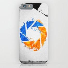 Aperture Vandal iPhone Case