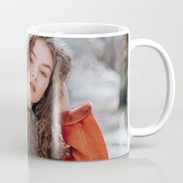 The Woman Sees Through You Coffee Mug