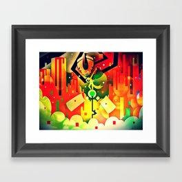 It's Muse Framed Art Print
