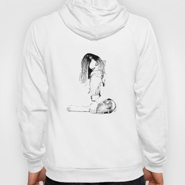 Caught up in thoughts Hoody