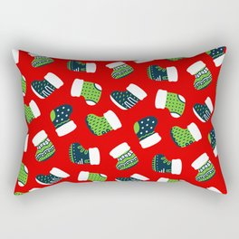 Christmas Boots! Rectangular Pillow