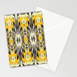 Sunny Tribal Stationery Cards
