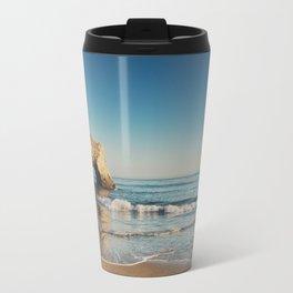Natural Bridges State Beach ... Travel Mug