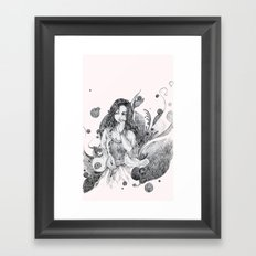 Things I've never seen Framed Art Print