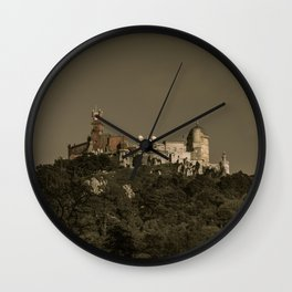 Pena Palace II Wall Clock