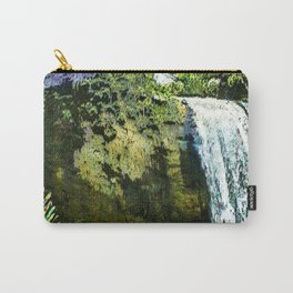 """series waterfall """"Cachoeira Grande"""" Lagoinha Carry-All Pouch"""
