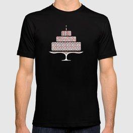 Patterned Cake T-shirt