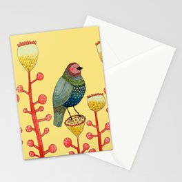 le petit matin Stationery Cards